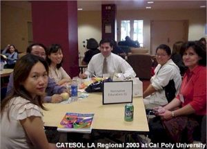 CATESOL LA Regional 2003 at Cal Poly